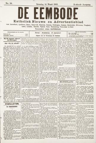 De Eembode 1903-03-14