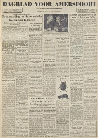 Dagblad voor Amersfoort 1947-06-03
