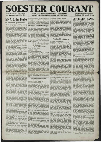 Soester Courant 1946-06-21