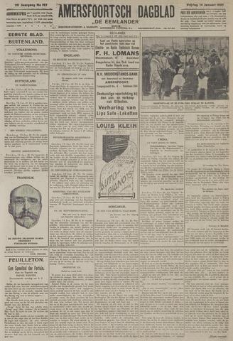 Amersfoortsch Dagblad / De Eemlander 1927-01-14