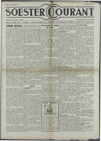 Soester Courant 1957-03-22