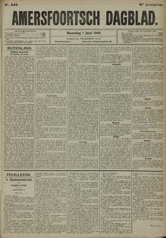 Amersfoortsch Dagblad 1908-06-01