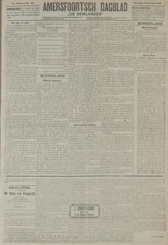 Amersfoortsch Dagblad / De Eemlander 1920-02-09