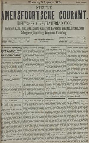 Nieuwe Amersfoortsche Courant 1881-08-03