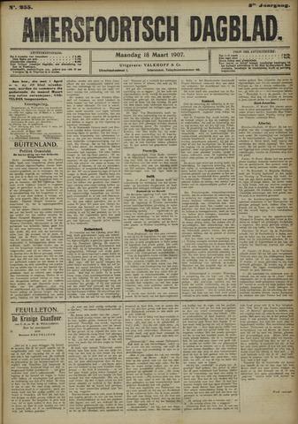 Amersfoortsch Dagblad 1907-03-18