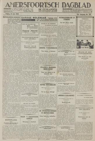 Amersfoortsch Dagblad / De Eemlander 1929-06-21
