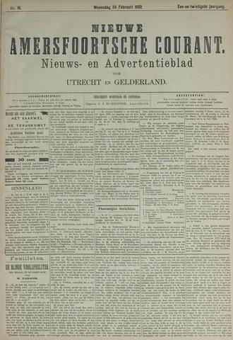 Nieuwe Amersfoortsche Courant 1892-02-24
