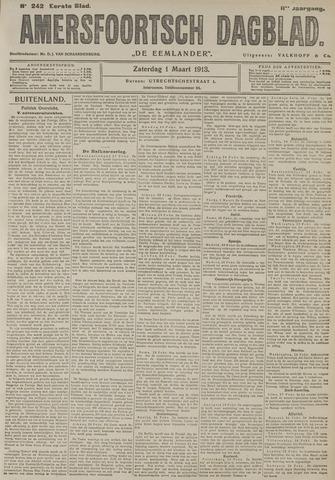 Amersfoortsch Dagblad / De Eemlander 1913-03-01