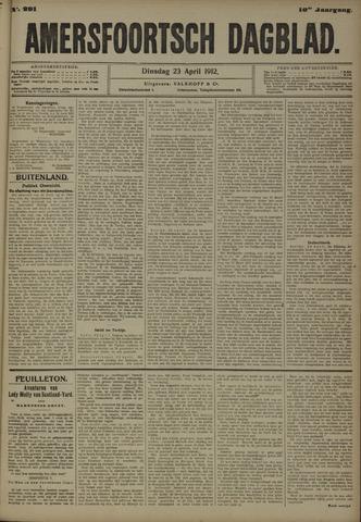 Amersfoortsch Dagblad 1912-04-23