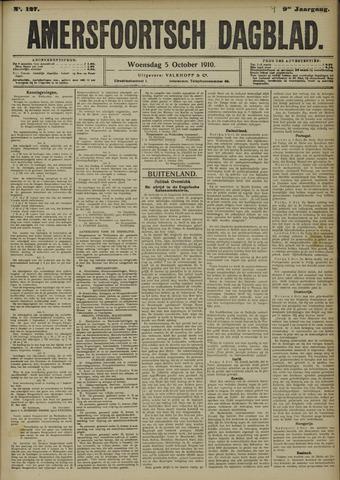 Amersfoortsch Dagblad 1910-10-05