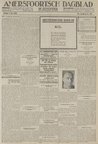 Amersfoortsch Dagblad / De Eemlander 1929-04-05