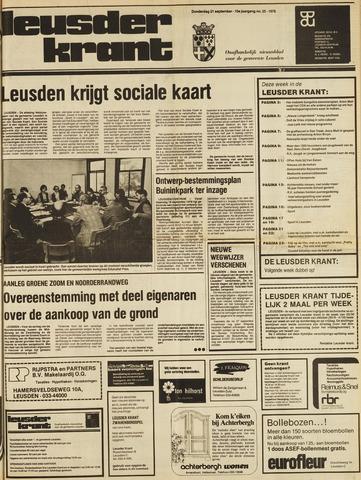 Leusder Krant 1978-09-21
