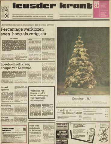 Leusder Krant 1987-12-24