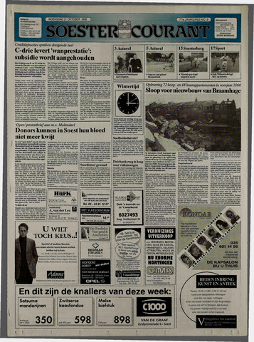 Soester Courant 1998-10-21