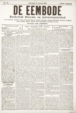 De Eembode 1895-01-12