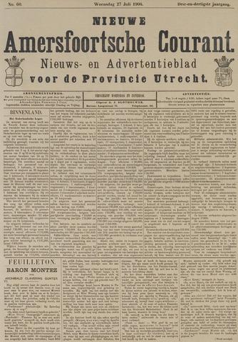Nieuwe Amersfoortsche Courant 1904-07-27