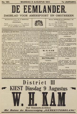De Eemlander 1910-08-08