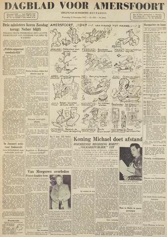 Dagblad voor Amersfoort 1947-12-31