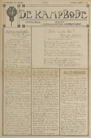 De Kampbode 1917-12-02