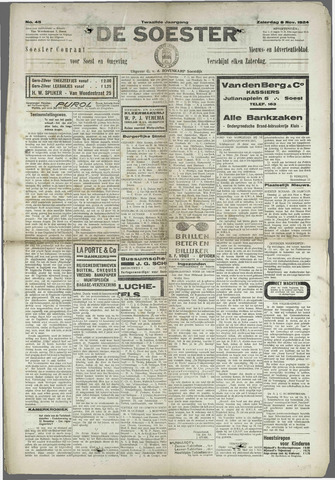 Soester Courant 1924-11-08