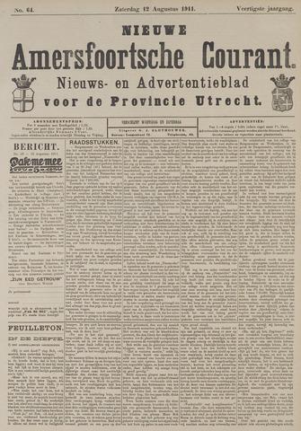 Nieuwe Amersfoortsche Courant 1911-08-12