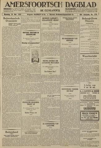 Amersfoortsch Dagblad / De Eemlander 1932-05-23