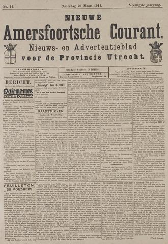 Nieuwe Amersfoortsche Courant 1911-03-25