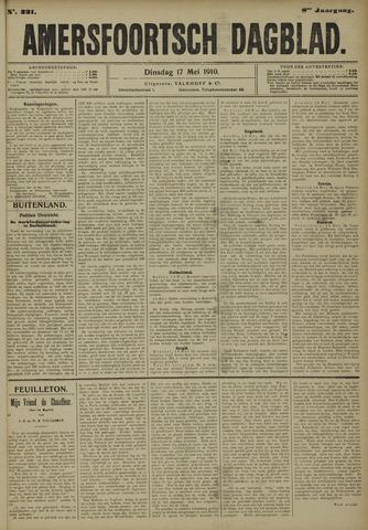 Amersfoortsch Dagblad 1910-05-17