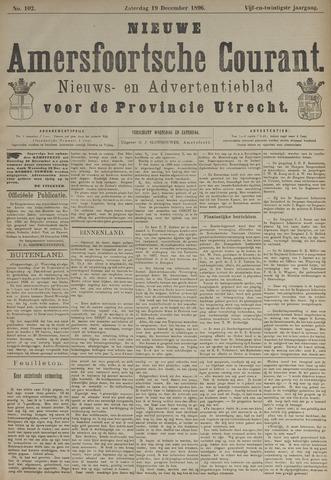 Nieuwe Amersfoortsche Courant 1896-12-19
