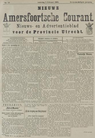 Nieuwe Amersfoortsche Courant 1908-02-08