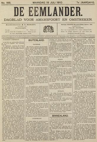 De Eemlander 1910-07-18