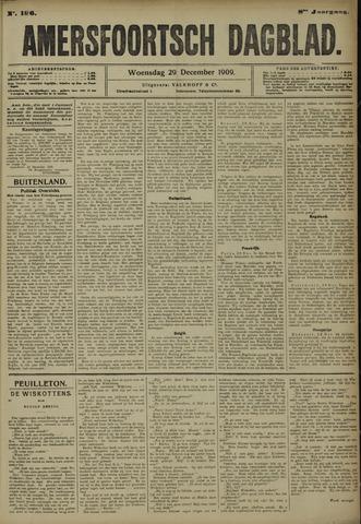 Amersfoortsch Dagblad 1909-12-29