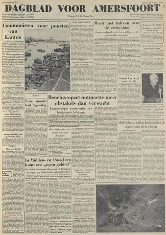 Dagblad voor Amersfoort 1949-10-14