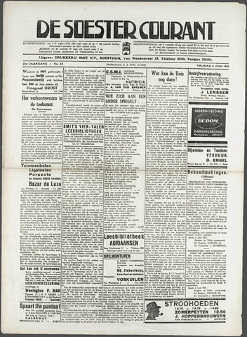 Soester Courant 1941-06-06