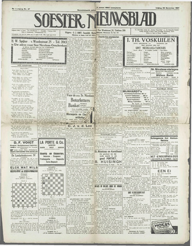 Soester Courant 1927-11-25