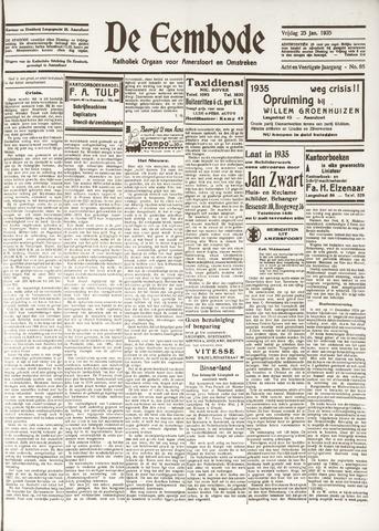 De Eembode 1935-01-25