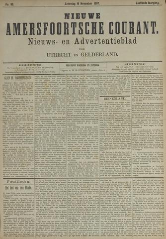 Nieuwe Amersfoortsche Courant 1887-11-19