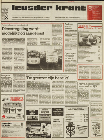 Leusder Krant 1987-06-04