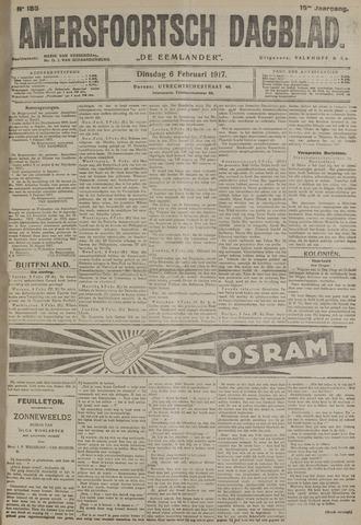 Amersfoortsch Dagblad / De Eemlander 1917-02-06