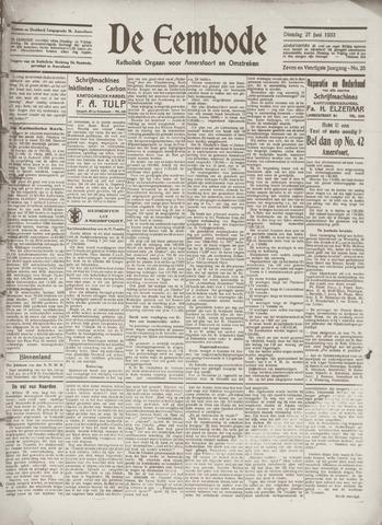 De Eembode 1933-06-27