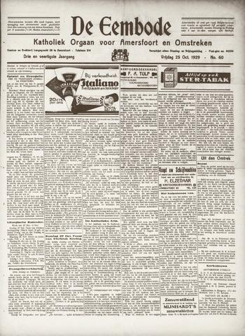 De Eembode 1929-10-25