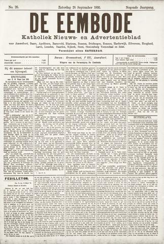 De Eembode 1895-09-28