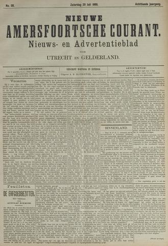 Nieuwe Amersfoortsche Courant 1889-07-20