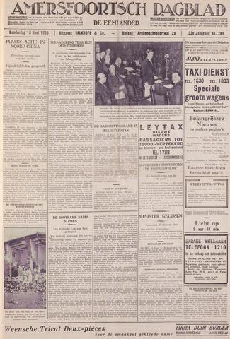 Amersfoortsch Dagblad / De Eemlander 1935-06-13