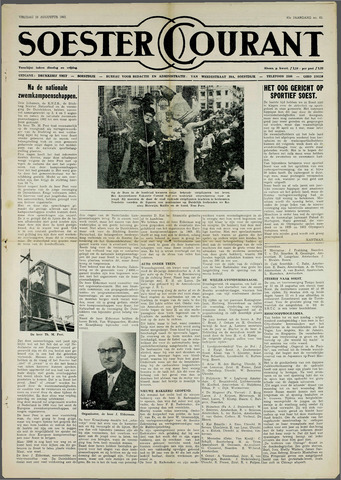 Soester Courant 1962-08-10