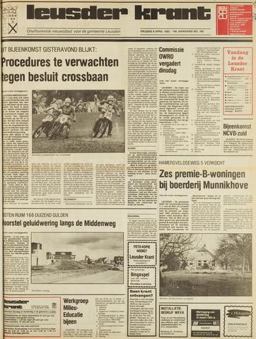 Leusder Krant 1983-04-08