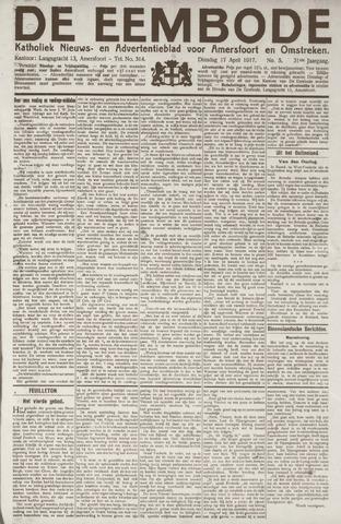 De Eembode 1917-04-17