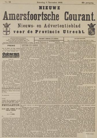 Nieuwe Amersfoortsche Courant 1913-11-08