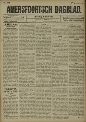 Amersfoortsch Dagblad 1910-04-11