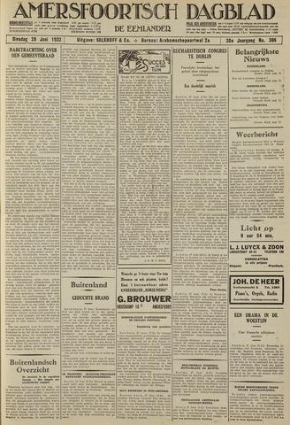 Amersfoortsch Dagblad / De Eemlander 1932-06-28